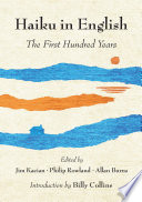 Haiku in English  The First Hundred Years