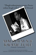 Malcolm X and Kwame Ture