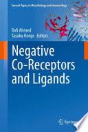 Negative Co Receptors and Ligands