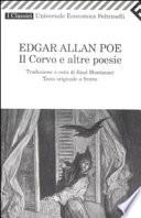 Il corvo e altre poesie. Testo inglese a fronte