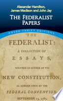 Ebook The Federalist Papers Epub Alexander Hamilton,James Madison,John Jay Apps Read Mobile