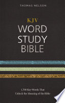 Kjv Word Study Bible Ebook Red Letter Edition