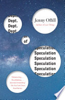 Dept  of Speculation Book PDF