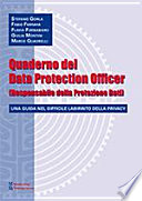 Quaderno del Data Protection Officer