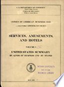United States Census of American Business, 1933