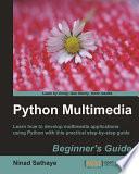 Python Multimedia