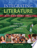 Integrating Literature in the Content Areas