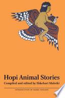 Hopi Animal Stories