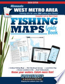 Minnesota   West Metro Area Fishing Map Guide