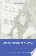 Staging Politics and Gender