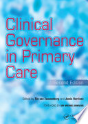 Clinical Governance in Primary Care