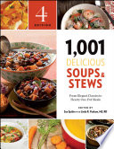 1 001 Delicious Soups and Stews