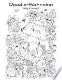 Doodle-Wahnsinn-Malbuch für Erwachsene 2