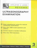 Appleton   Lange Review for the Ultrasonography Examination  Third Edition