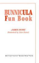 Bunnicula Fun Book