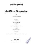 Der Erdball und seine Naturwunder  Bd  Tellurischer Magnetismus  Die Gew  sser de Erde  5  Aufl  1856