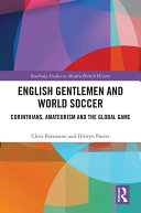 English Gentlemen and World Soccer Book