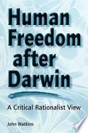 Human Freedom After Darwin