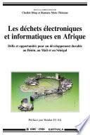 Les déchets électroniques et informatiques en Afrique