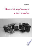 illustration du livre Manuel de Restauration Certo Dollina