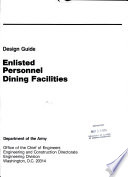 Enlisted Personnel Dining Facilities
