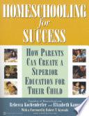 Homeschooling for Success