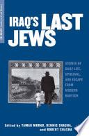 Iraq   s Last Jews