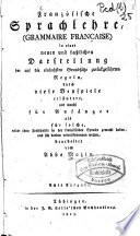 Franz  sische Sprachlehre0
