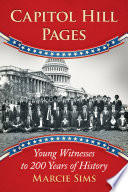 Capitol Hill Pages
