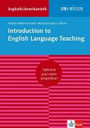 Uni Wissen Introduction to English Language Teaching
