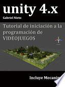 Unity 4x Tutorial de iniciación a la programación de videojuegos