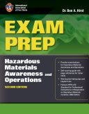 Exam Prep: Hazardous Materials Awareness and Operations