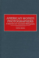 American Women Photographers