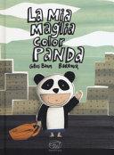 La mia maglia color panda