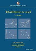 Rehabilitaci  n en salud  2 a edici  n