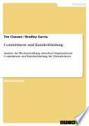 Commitment und Kundenbindung