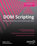download ebook dom scripting pdf epub