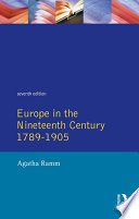 Grant and Temperley's Europe in the Nineteenth Century 1789-1905 Comprehensively Revised And Rewritten By