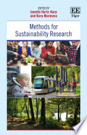 Methods for Sustainability Research