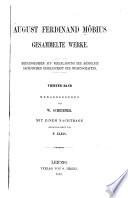 Heraus. von W. Scheibner mit einem nachtrage, heraus. von F. Klein, 1887
