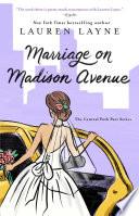Marriage on Madison Avenue Book PDF