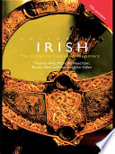 Colloquial Irish  eBook And MP3 Pack