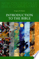 Introduction to the Bible