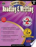Essential Skills Reading & Writing! Grade 6