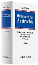 Handbuch des Arztrechts