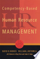 Competency Based Human Resource Management