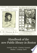 Handbook of the New Public Library in Boston