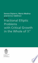 Fractional Elliptic Problems with Critical Growth in the Whole of   R n