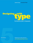 Designing with Type  5th Edition