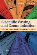 Scientific Writing and Communication All The Areas Of Scientific Communication That A